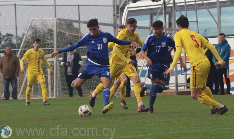 Οι ποδοσφαιριστές που κλήθηκαν στην προετοιμασία της Εθνικής Παίδων U17