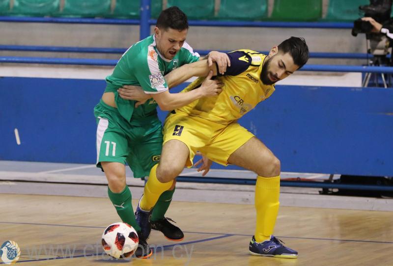 Απόψε οι αγώνες της προημιτελικής φάσης του Κυπέλλου Futsal