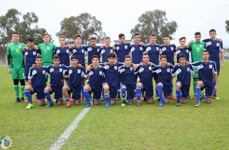 Συνεχίζεται η προετοιμασία της Εθνικής Παίδων U15 ενόψει Αυστρίας