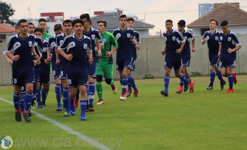 Εθνική Παίδων U15: Η κλήση για τα φιλικά με την Αυστρία
