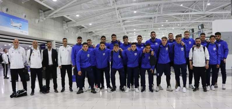 Αποστολή στην Πορτογαλία για την Εθνική Νέων ενόψει Elite round