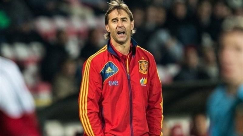 Ο Χουέν Λοπετέγι στον πάγκο της Εθνικής Ισπανίας!