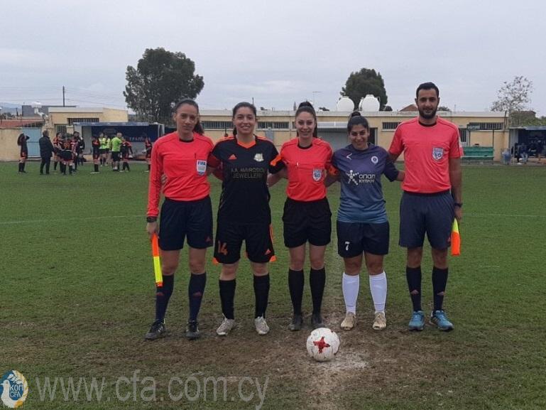 Προχώρησαν νικηφόρα Barcelona FA και Apollon Ladies