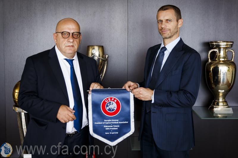 Η επιτροπή Hat Trick της UEFA ενέκρινε την χρηματοδότηση του Αθλητικού Κέντρου Εθνικών Ομάδων