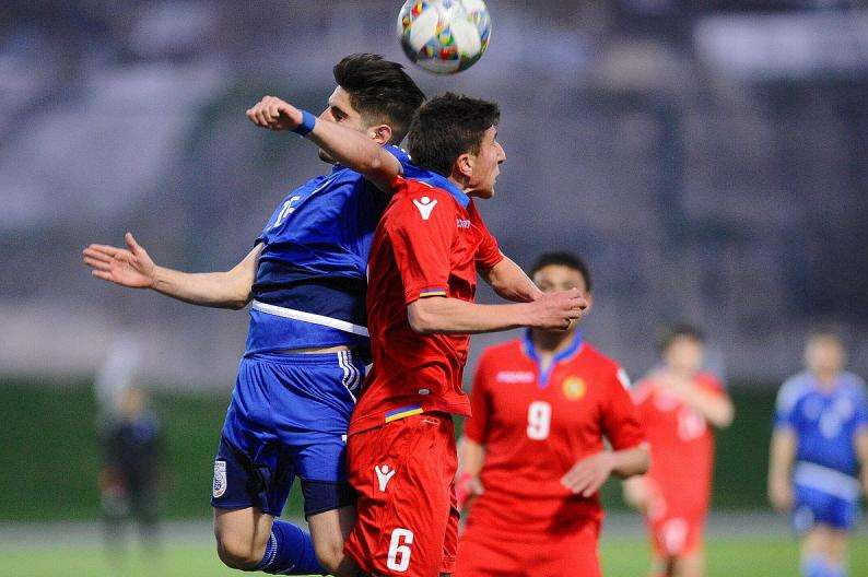 Ισόπαλο και το δεύτερο φιλικό της Εθνικής Νέων με την Αρμενία