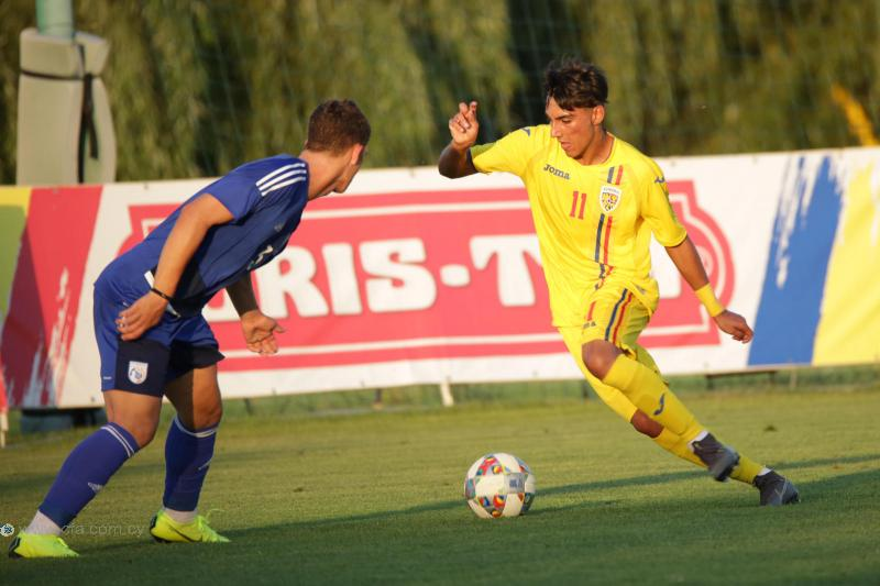 Σήμερα το δεύτερο φιλικό της Εθνικής Παίδων U15 στη Ρουμανία (live stream)