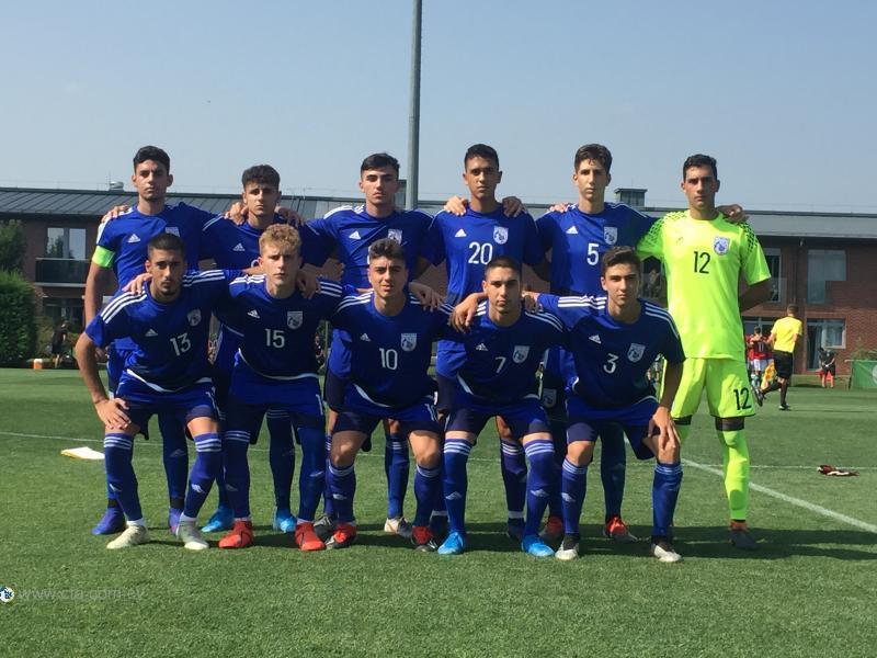 Κλήση για πέντε «πράσινους» στην Εθνική Παίδων U17