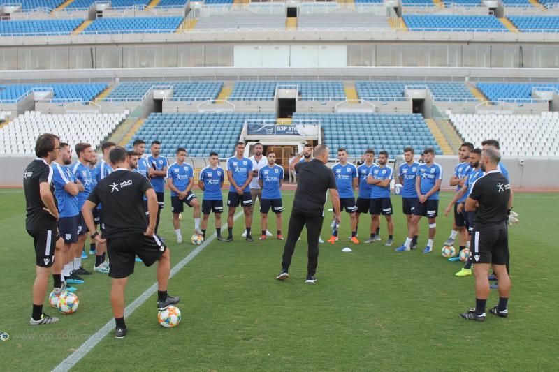 Εθνική Κύπρου: Απαρτία και ομιλία από τον Μπεν Σιμόν στους παίκτες