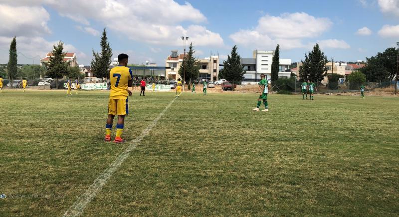Πρωτάθλημα Παίδων U17: ΑΠΟΕΛ