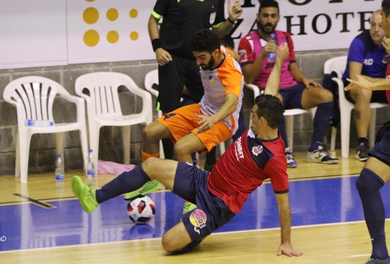 Πρωτάθλημα Futsal: Εθνικός Λατσιών - ΑΕΛ απευθείας από τη Cytavision