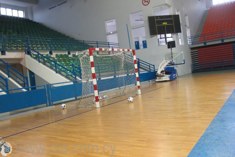Πρωτάθλημα Νέων Futsal (νίκες για ΑΠΟΕΛ