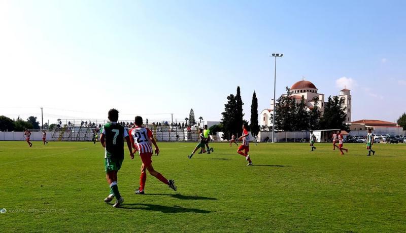 Προαιρετικό Παίδων U14: Έκτη σερί νίκη για τον ΑΠΟΕΛ