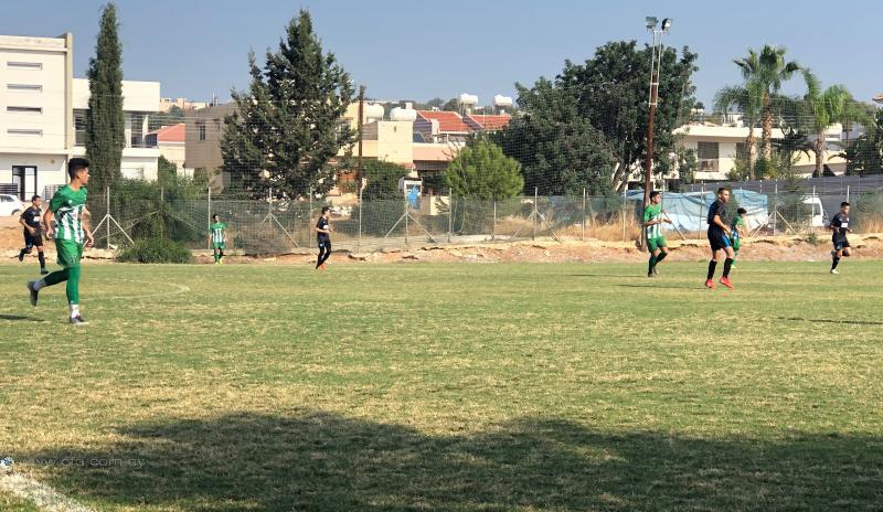 Προαιρετικό Παίδων U16: Έξι στα έξι ο Απόλλωνας