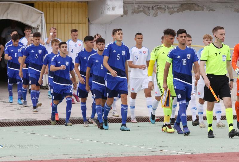 Το βάρος της προσπάθειας στον αγώνα με Γαλλία για την Εθνική Παίδων
