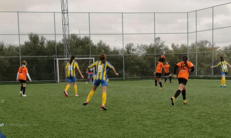 Το ερχόμενο Σάββατο αρχίζει το Πρωτάθλημα Κοριτσιών U15