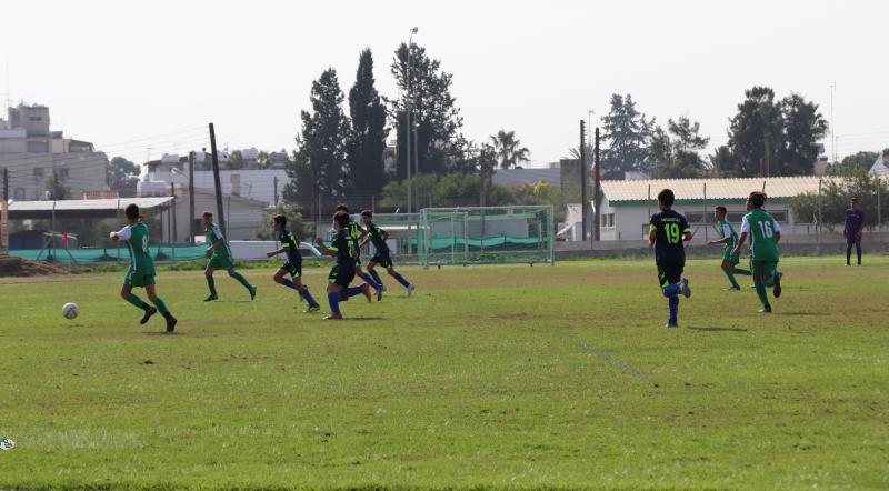 U14: Παραμένει σταθερά πρώτος ο ΑΠΟΕΛ