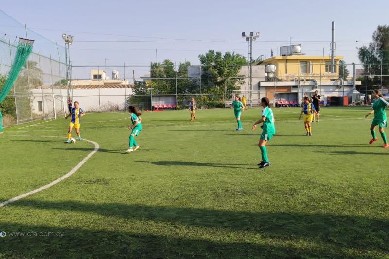 Παγκύπριο Πρωτάθλημα Κοριτσιών U15: Ο απολογισμός μετά από 2 αγωνιστικές και η συνέχεια