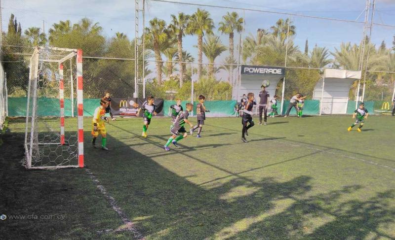4η αγωνιστική Παιδικών Πρωταθλημάτων Grassroots (αποτελέσματα Eagles U13)