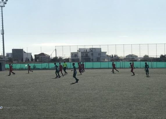 Παγκύπριο Πρωτάθλημα Παίδων U14: Σταθερά στην κορυφή η Ομόνοια Αραδίππου
