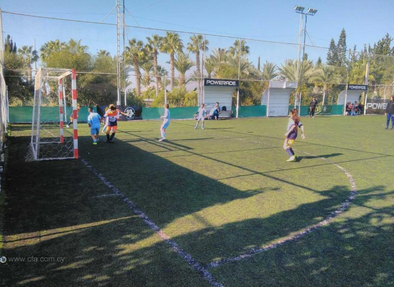 Παιδικά Πρωταθλήματα Grassroots: Ολοκληρώθηκε η 5η αγωνιστική