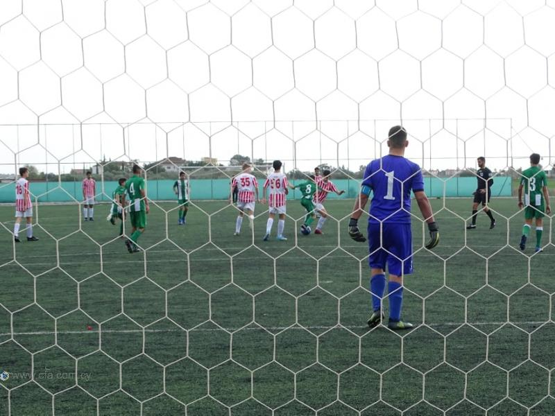 Παγκύπριο Πρωτάθλημα U17: Προχώρησαν νικηφόρα οι πρωτοπόροι