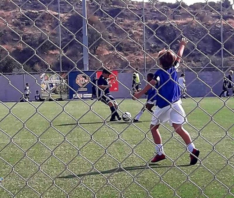 Πρόγραμμα Παιδικών Πρωταθλημάτων Grassroots (8 Φεβρουαρίου)