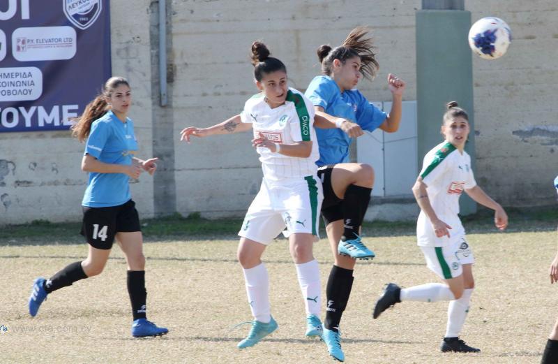 Ολοκληρώθηκε η πρώτη φάση του Πρωταθλήματος Γυναικών Dimco