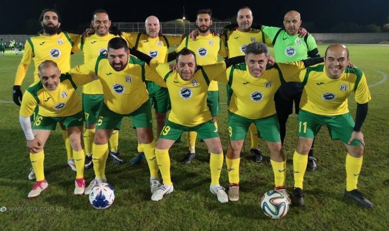 Παγκύπριο Πρωτάθλημα Κυπέλλου Βετεράνων: O απολογισμός της 2ης αγωνιστικής