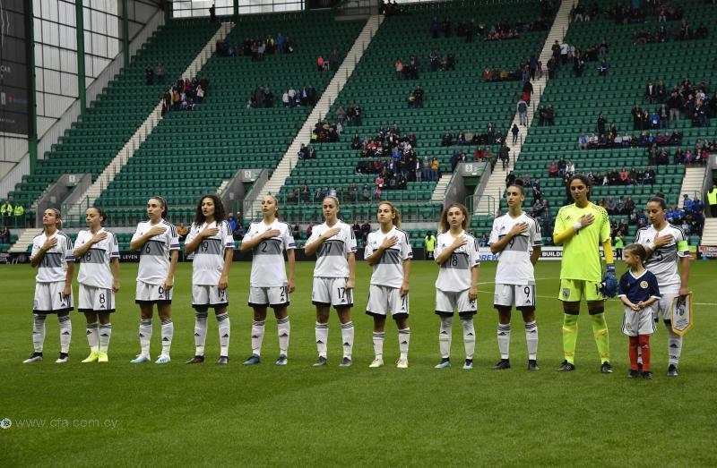 Τηλεοπτικός ο πρώτος επίσημος εντός έδρας αγώνας της Εθνικής Γυναικών