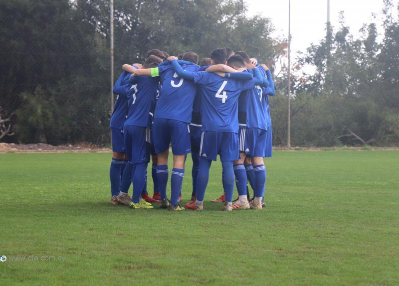 Προετοιμασία Εθνικής Παίδων U16