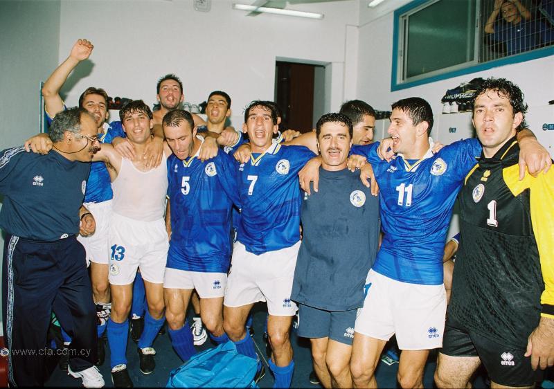 Προκριματικά EURO 2000: Η νίκη της Εθνικής μας επί της Ισπανίας με 3-2 (video)