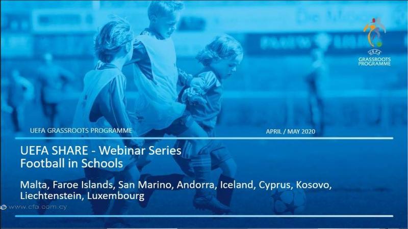 Η ΚΟΠ συμμετέχει σε σεμινάριο της UEFA για το ποδόσφαιρο στα Σχολεία