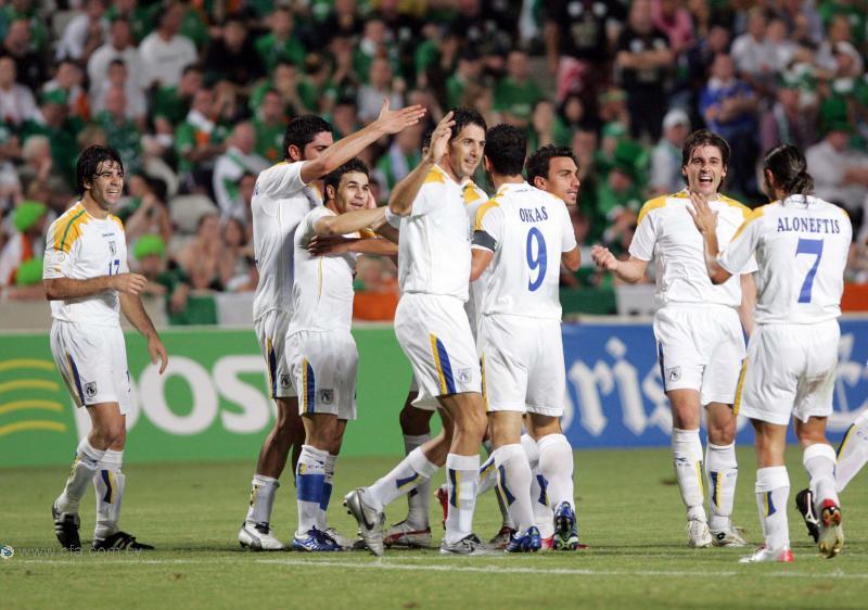 Προκριματικά EURO 2008: Η μεγάλη νίκη της Εθνικής μας επί της Ιρλανδίας με 5-2 (video)