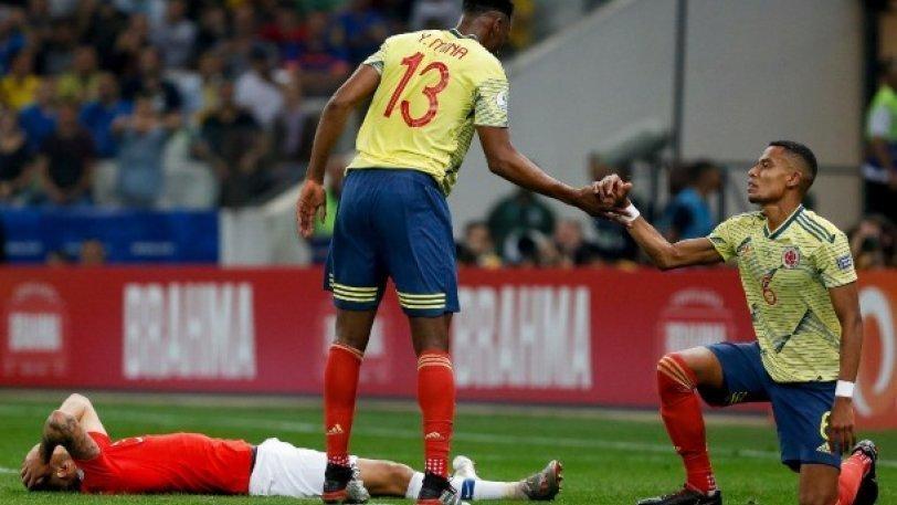 Απειλές για τη ζωή του δέχεται ο παίκτης της Κολομβίας που έχασε το πέναλτι