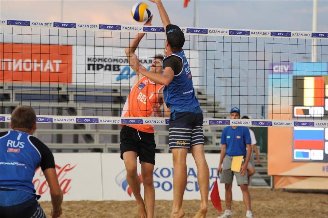 Beach Volley: Γράφουν ιστορία στο Καζάν οι νεαροί ήρωες