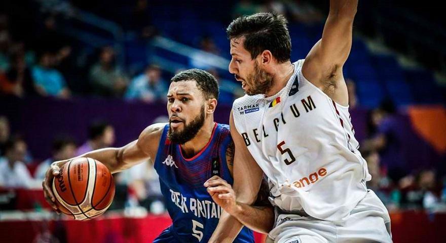 Εντυπωσιακό… ποδαρικό από το Βέλγιο στο Ευρωμπάσκετ!