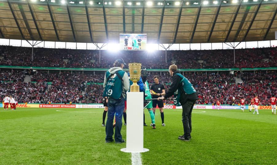 Αναβλήθηκε ο τελικός του Κυπέλλου Γερμανίας
