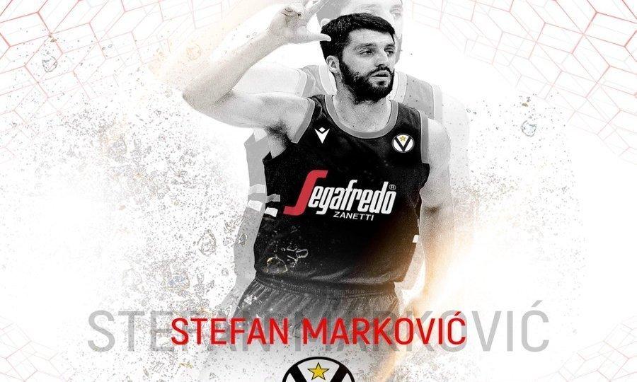 Και επίσημα στη Βίρτους Μπολόνια ο Μάρκοβιτς