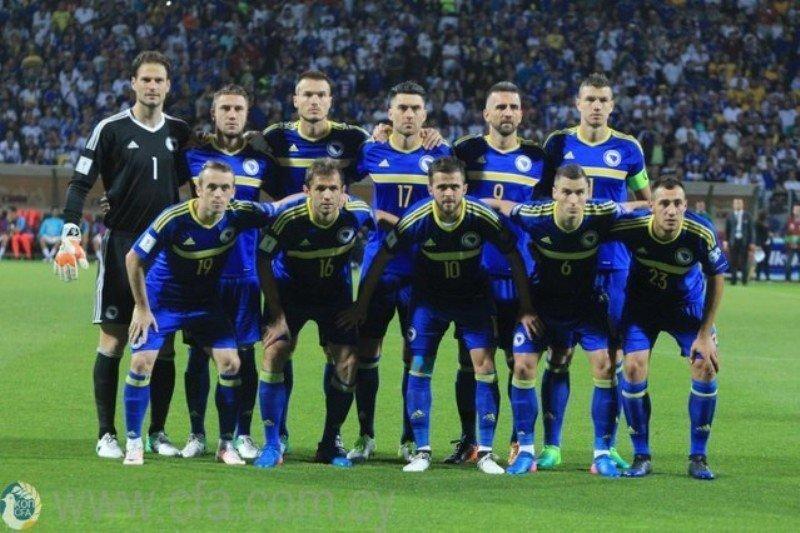 Στην Κύπρο η αστεράτη Βοσνία!