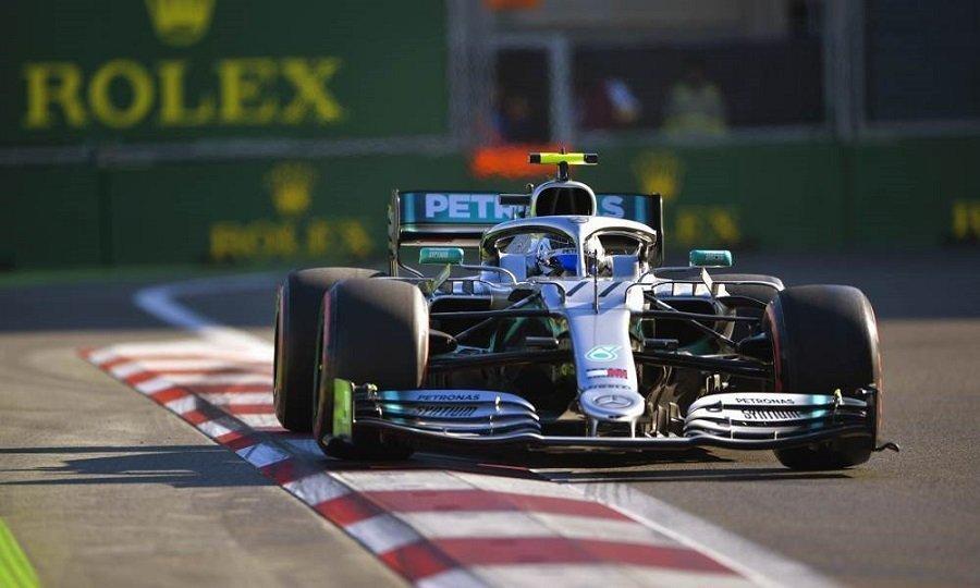Πάτησε… Μπότας στο Μπακού και νέος θρίαμβος για Mercedes