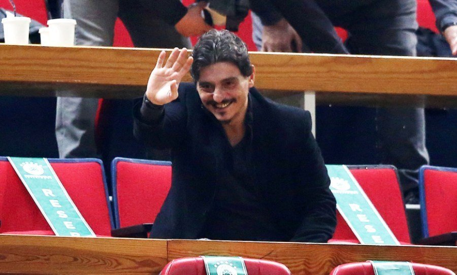 Στο ΟΑΚΑ με Ολυμπιακό ο Γιαννακόπουλος!