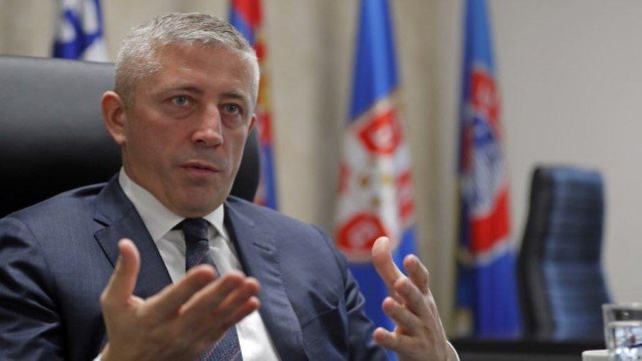 Θετικός στον κορωνοϊό ο πρόεδρος της σερβικής ομοσπονδίας ποδοσφαίρου