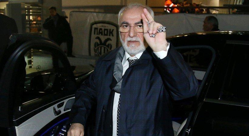 Σαββίδης: «Το ματς με τον Ολυμπιακό έγινε και κερδίσατε»!