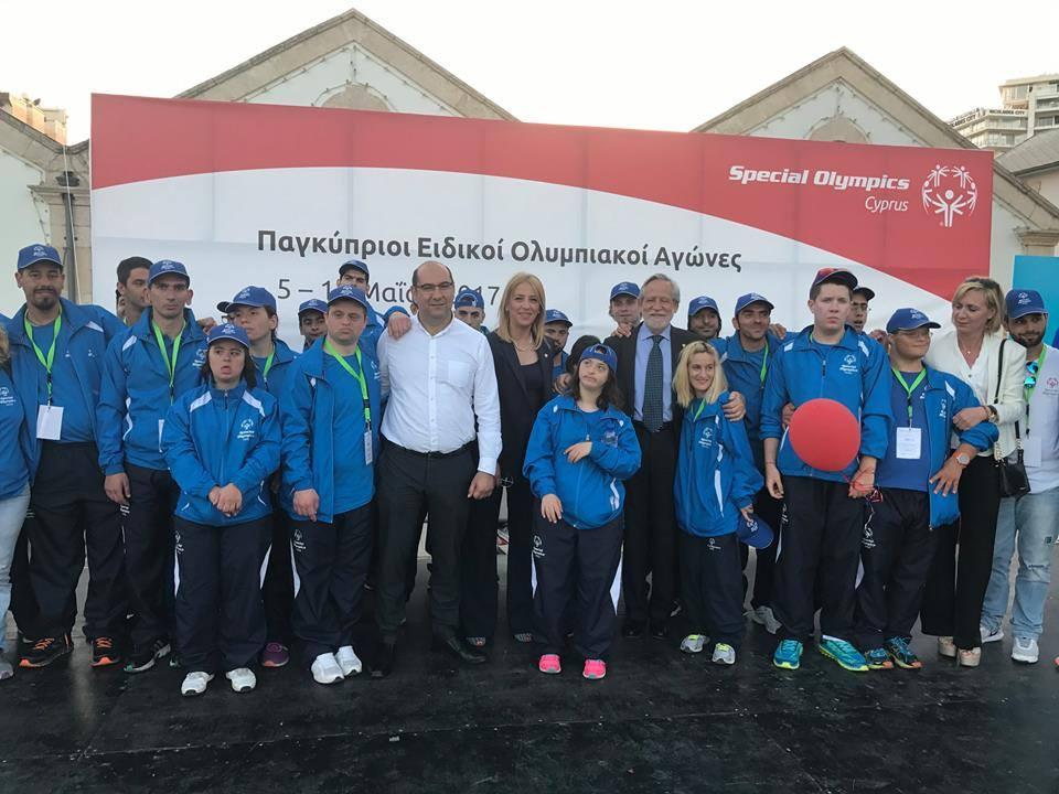 Special Olympics: «Μαζί… με δύναμη ψυχής»