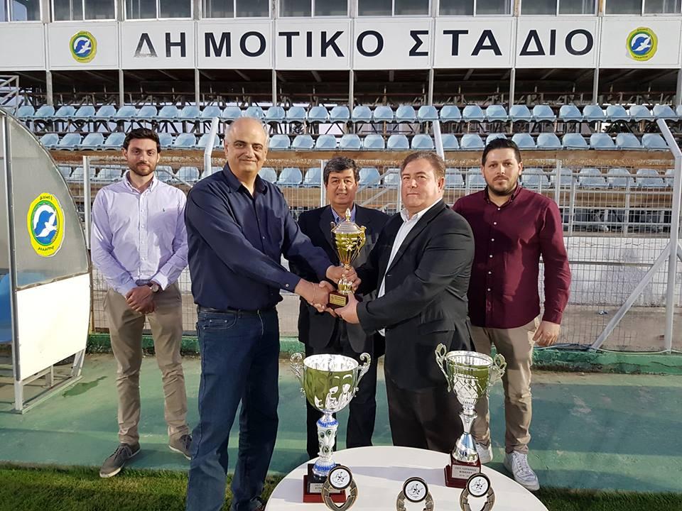 Πρωταθλητής ΟΕΠ Λάρνακας... μετά από 30 χρόνια!
