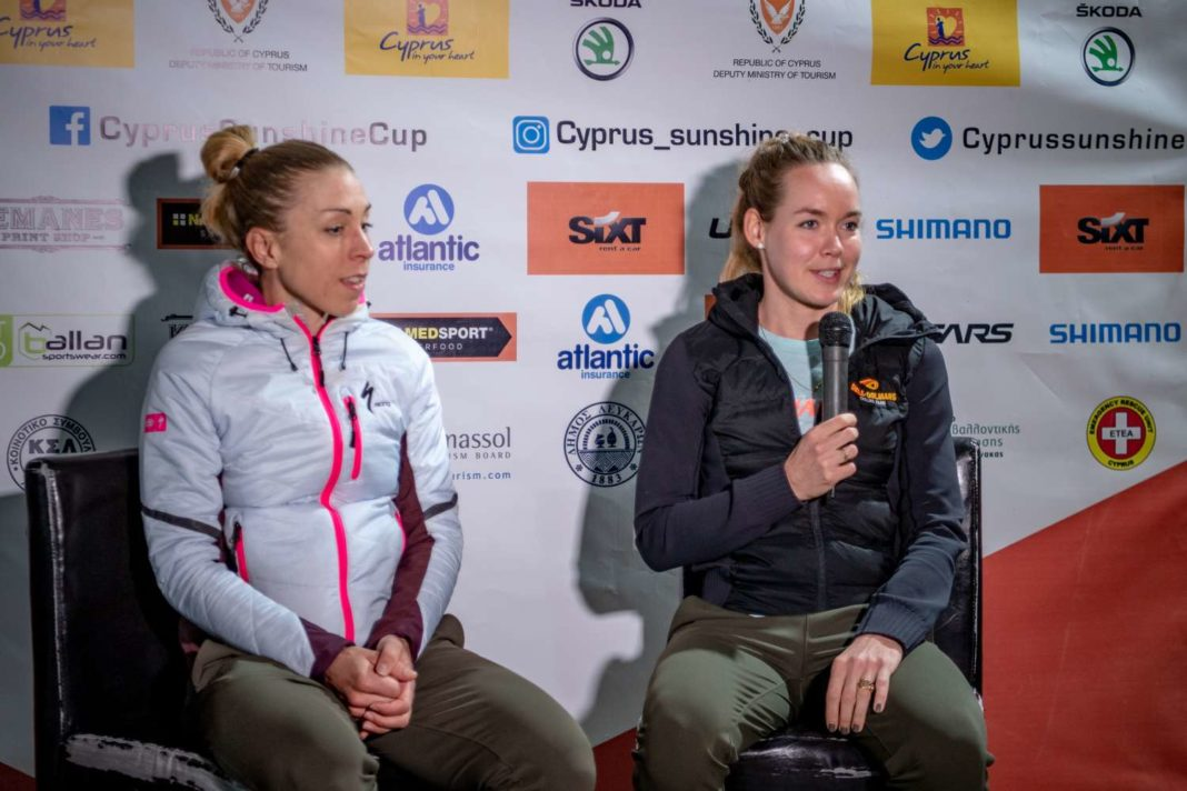 Για την κυπριακή φιλοξενία μίλησαν τα χρυσά κορίτσια του Cyprus Sunshine Cup