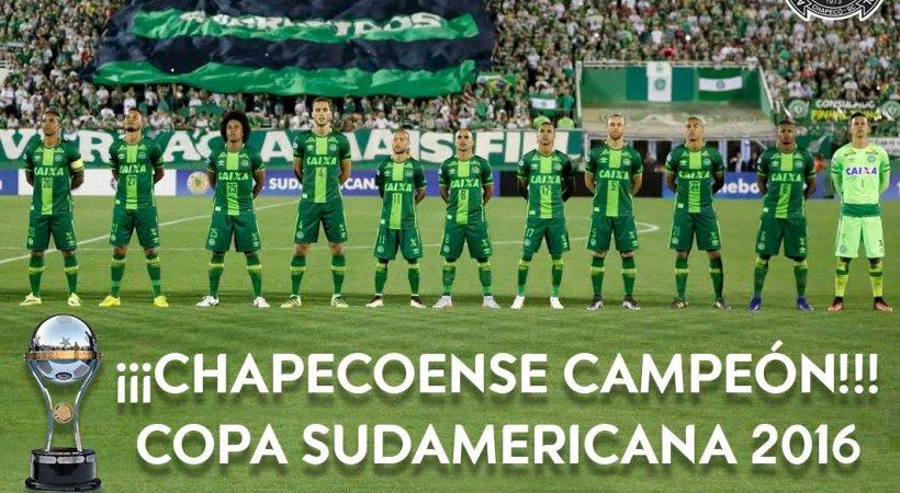 Στη Σαπεκοένσε και επίσημα το Sudamericana 2016