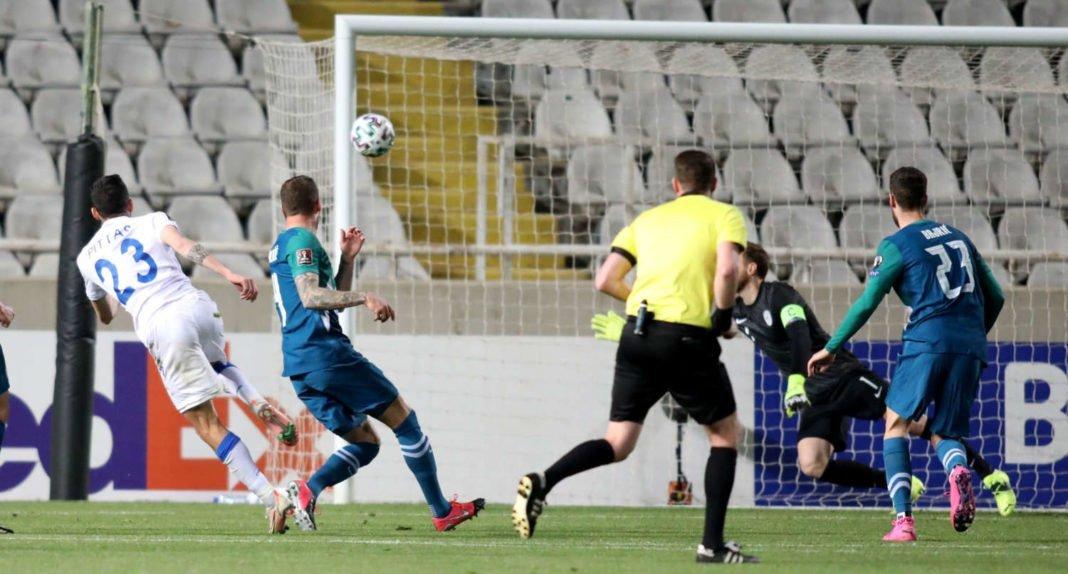 Βίντεο: Ο Πίττας «μάγεψε» και σμπαράλιασε τους Σλοβένους στο 1-0 της Κύπρου!