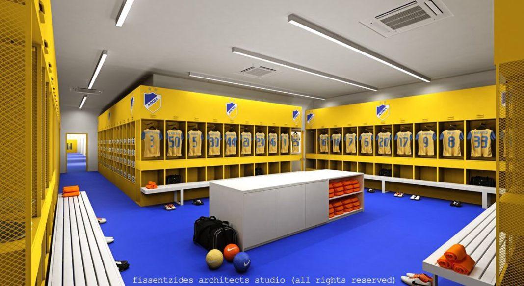 Το εντυπωσιακό νέο προπονητικό κέντρο του Αρχαγγέλου (pics)