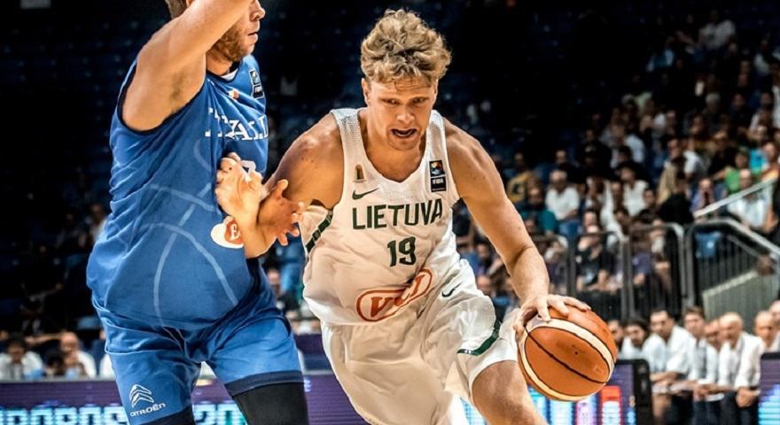 Πήρε… φόρα η Λιθουανία!